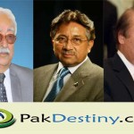 Talks between caretakers and Musharraf for his 'safe passage' fail