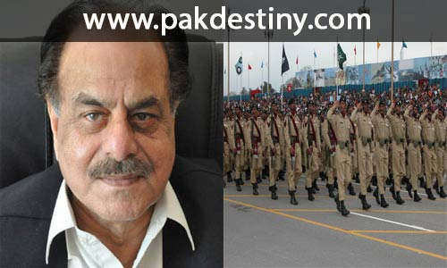 Ex-servicemen bodies merged to mobilise two million former servicemen to defend Pak interests