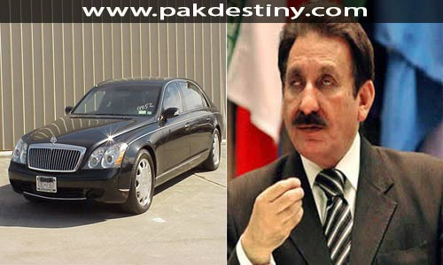 'Protocol-hungry' Iftikhar Chaudhry contacts top PML-N man to get his demand done