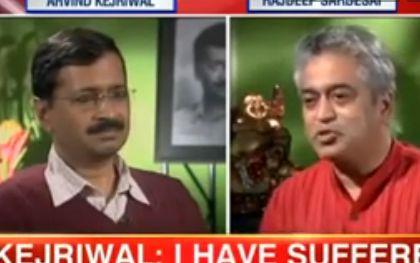passionate interview of arvind kejriwal