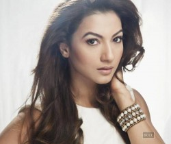 Gauhar Khan has started dubbing for Punjabi film