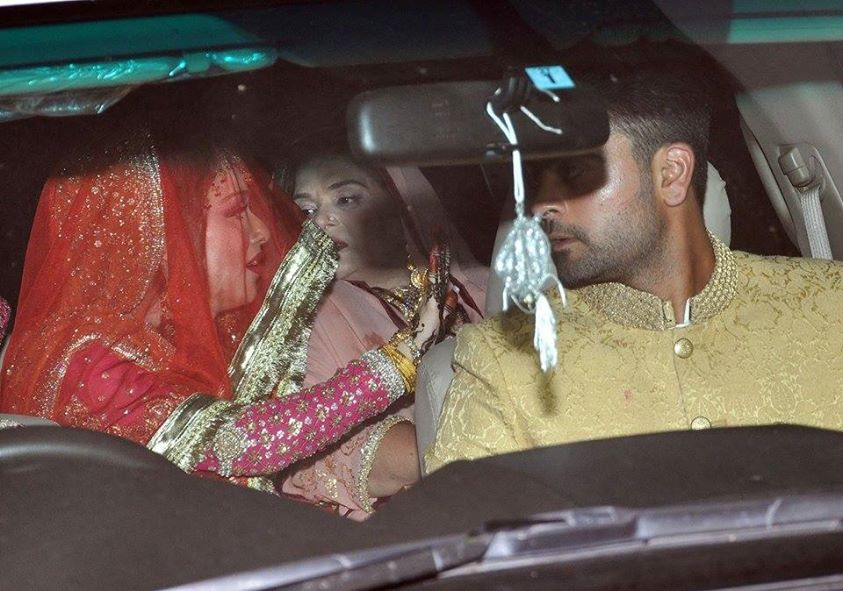 Selfie-King Ahmed Shahzad got hitched this weekend (9)