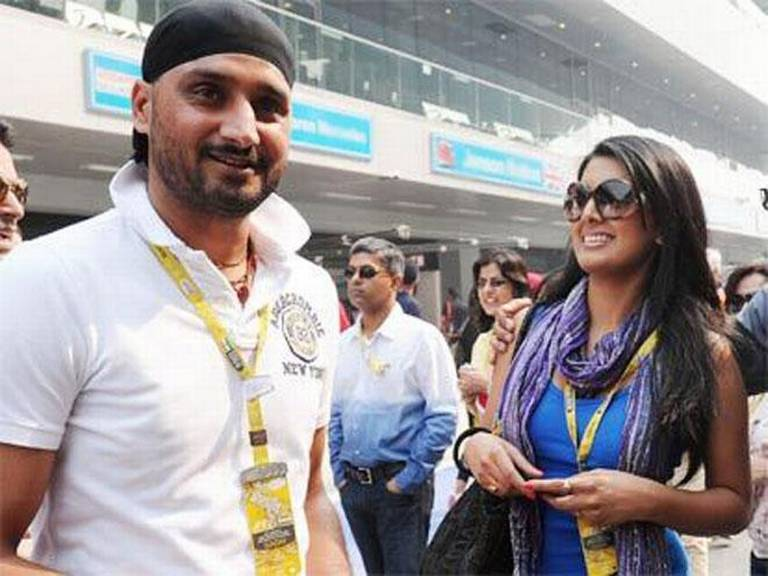 Indian cricketer Harbhajan Singh to marry actress Geeta Basra this month (2)