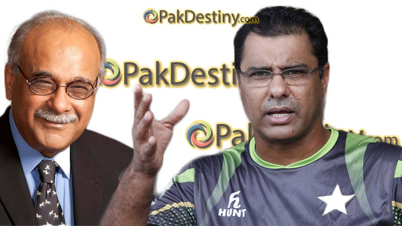 waqar younis with najam sethi and pakdestiny.com