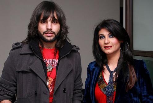 Nouman Javaid and fariha pervaiz
