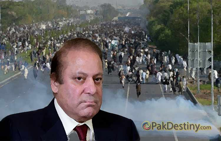 Opposition's-sit-ins-in-30-cities-will-give-'reception'-to-embattled-Nawaz-Sharif