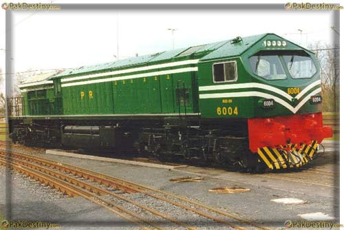 In 75-D Re-Locomotive Project the railways suffered a loss of Rs3.5b