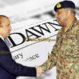 nawaz sharif, general naveed qamar bajwa,dawn leaks