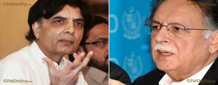 chaudhry nisar,mian nawaz sharif,pervaiz rasheed,friendship,broken