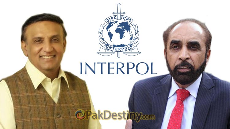 interpol rejected pmln govt request asif hashmi etpb