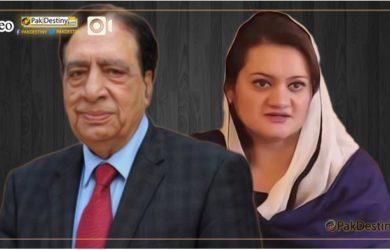Marriyum Aurangzeb framed him in the PTV corruption case