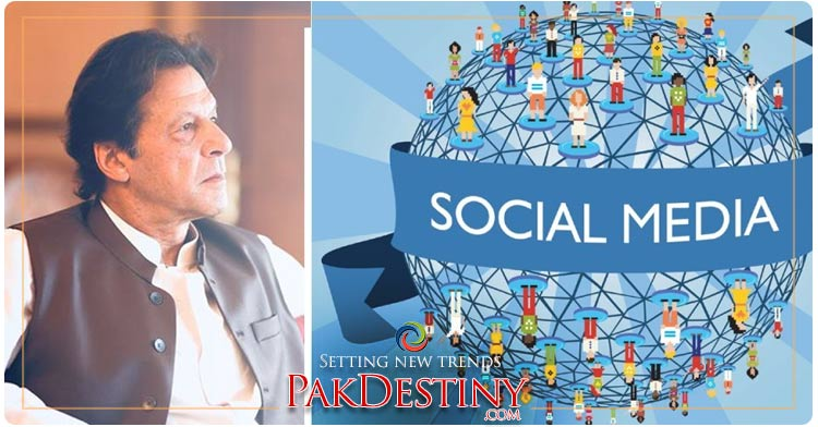 social media,imran khan,pti goverment