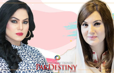 veena malik,reham khan,Veena sets guns at Reham after Maryam