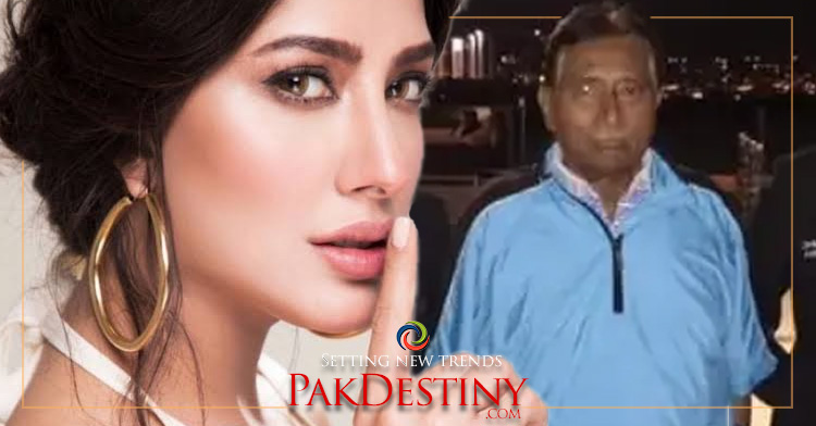 "Mehwish Hayat trolled for her ""strange support"" for Musharraf"