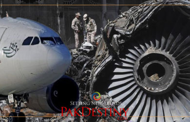The real story of PIA plane crash in Karachi