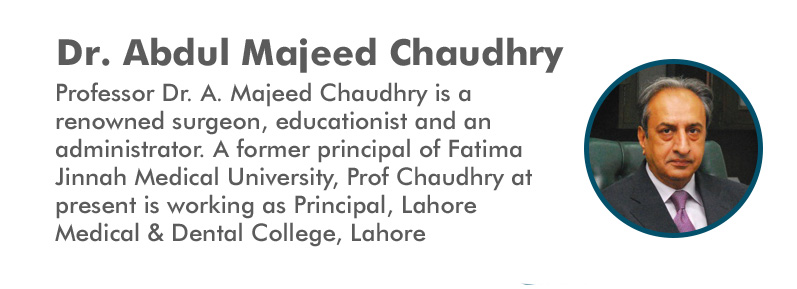 Professor Dr. Abdul Majeed Chaudhry