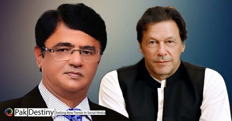 'A 'fixed' interview of PM Imran Khan' on completion of his two years in office
