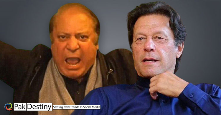 Nawaz's rant against army -- is it 'Mujahy kiun nikala' second episode or some serious business going on to oust Imran?
