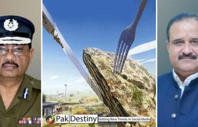 Imran Khan's 'favourite' Umer Sheikh blames land mafia in PTI ranks responsible for his unceremonious exit