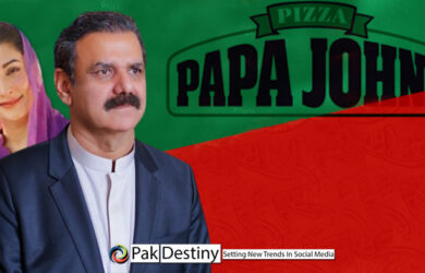 Papa john is back on Twitter again -- Asim Bajwa needs to fast clear his name from this mess